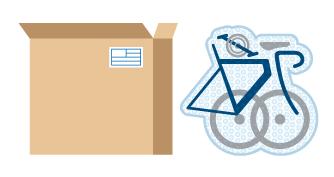 El mejor embalaje para enviar bicicletas