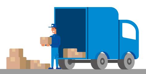 Transporte puerta a puerta para enviar muebles por mensajería