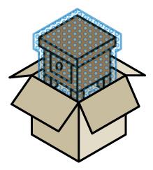 El embalaje adecuado para el envío de muebles