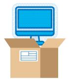 Embalaje de tecnología para envíos de paquetería