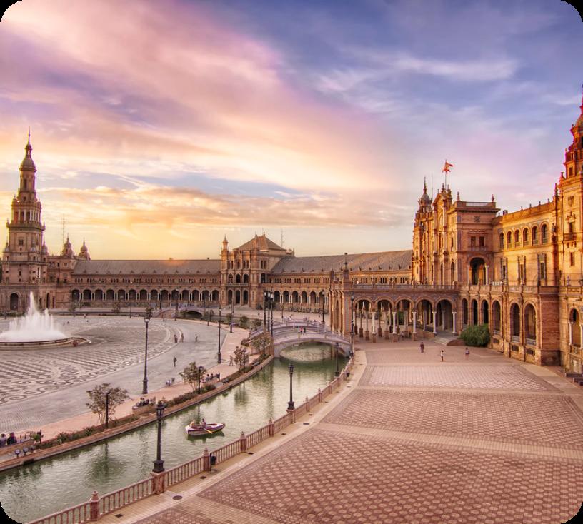 imagen de plaza de España