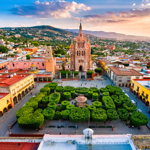 Enviar paquetes a México