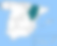 Huesca, situada en el noreste de la península, facilita envíos urgentes