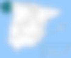 Lugo, situada en el noroeste de la península, facilita envíos urgentes