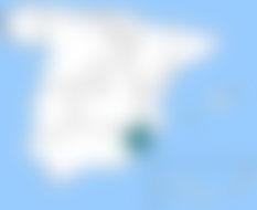 Murcia, en el oriente de la península, dispone de envíos urgentes